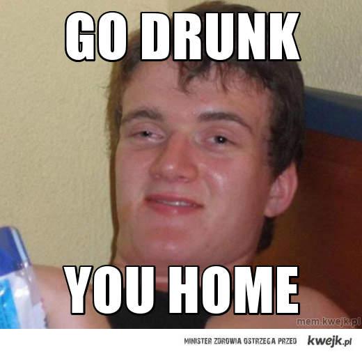 GO Drunk