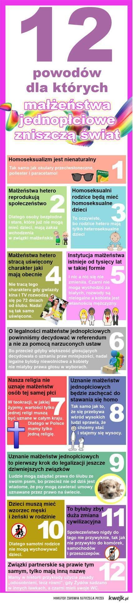 12 powodów dla małżeństwa