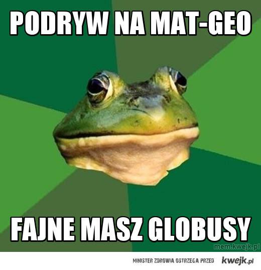 PODRYW NA MAT-GEO