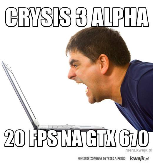 CRYSis 3 ALPHA