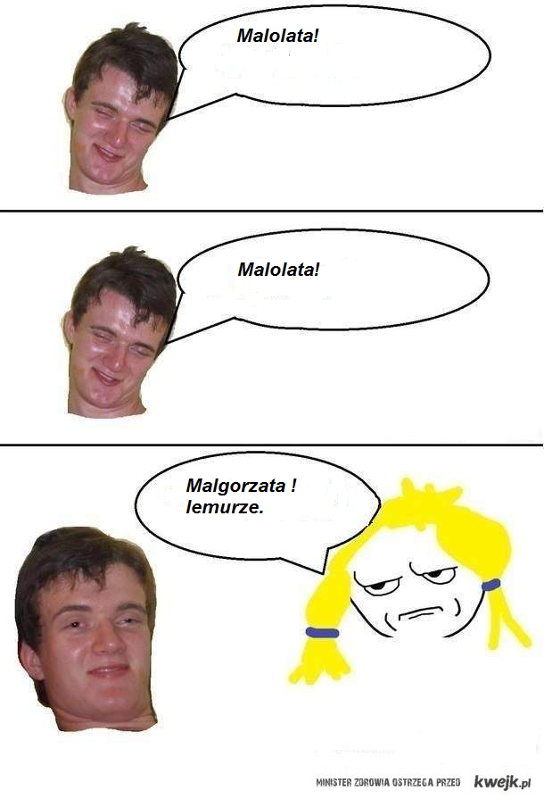 Małolata-Małgorzata