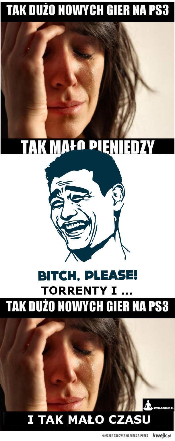 Torrenty please