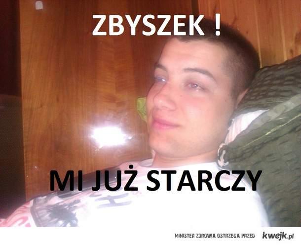 Kolega Zbyszka