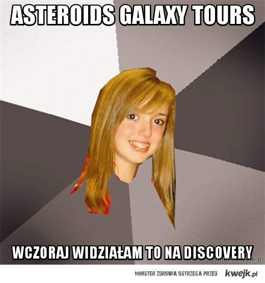 asteroids galaxy tours
