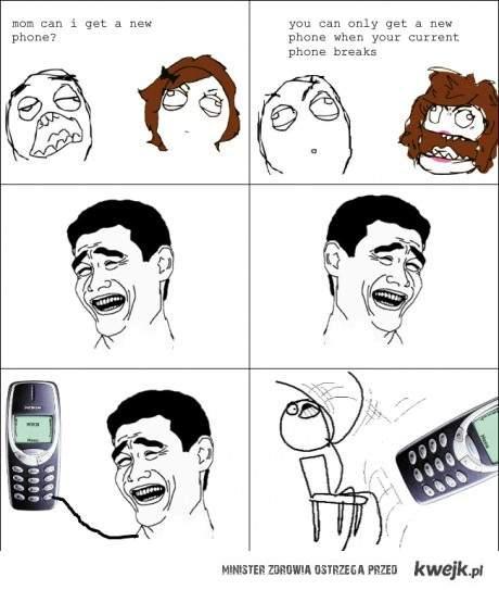 Nokia 3310 jest niezniszczalna