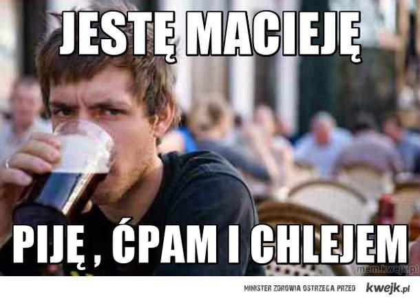 Jestę Macieję