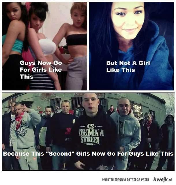 Girls Now Go For Guys...