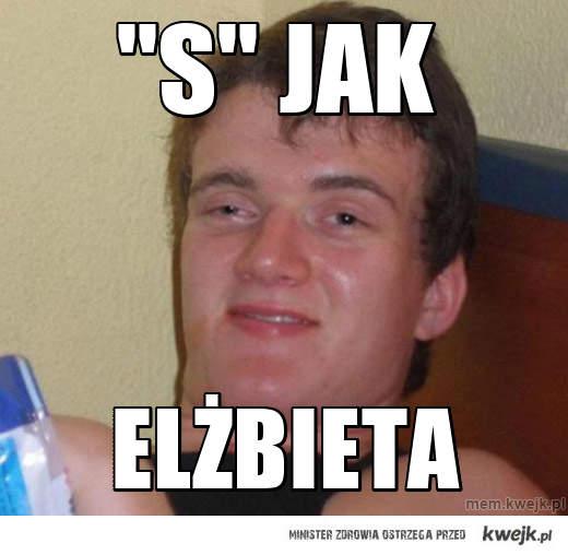 """""""s"""" Jak"""
