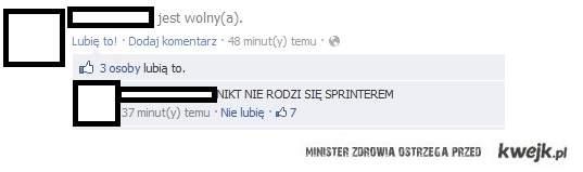 Sprinter !