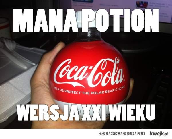 Mana Potion 2012