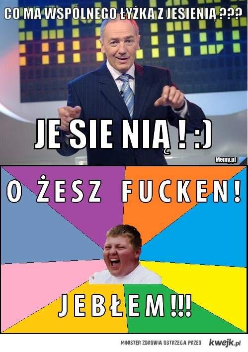 o żesz fucken!