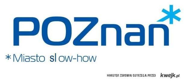 Poznań, miasto slow how
