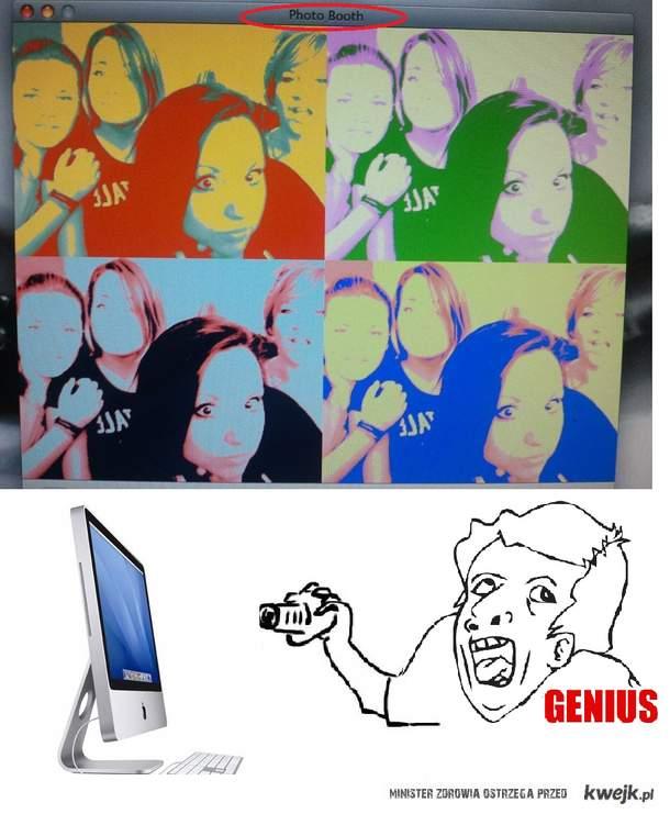 Genius PhotoBooth