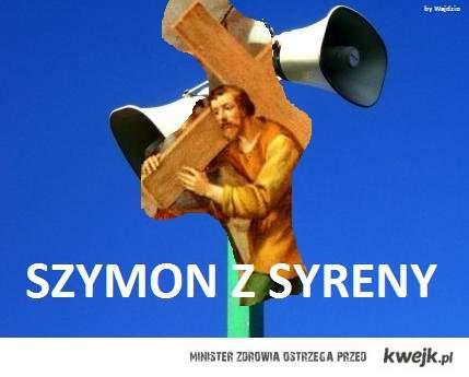 Szymon z Syreny