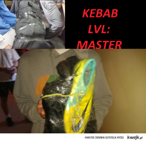 To sie nazywa kebab