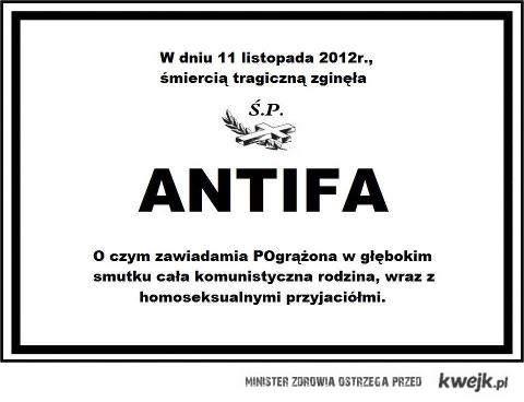ś.p Antifa