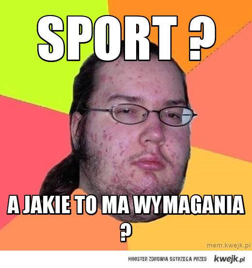 sport ?
