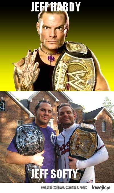 Jeff Hardy Softy