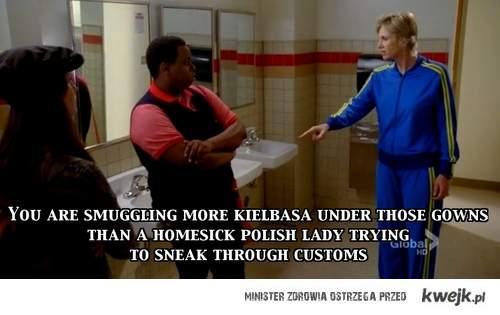 polska w glee