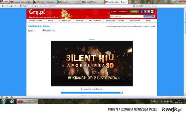 Silent Hill :D