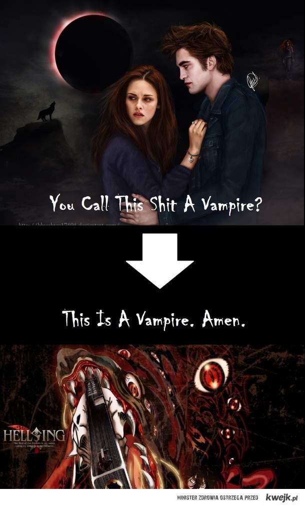 A Real Vampire. Amen.