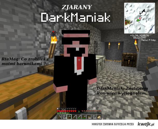 Zjarany DarkManiak