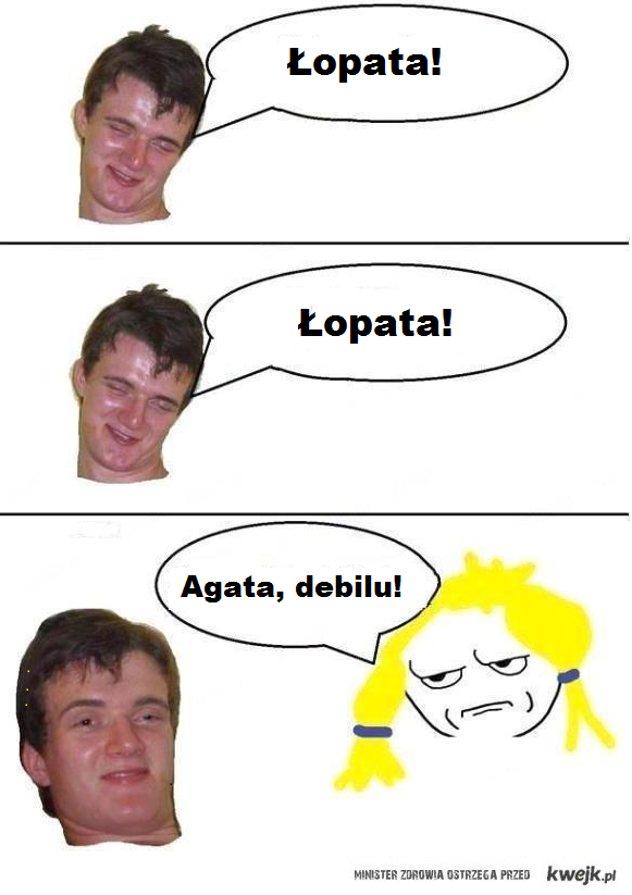 Łopata-Agata