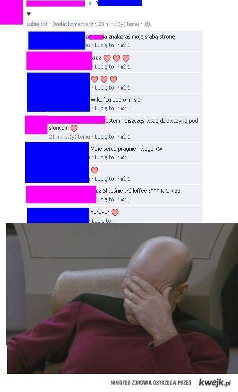 Facebook - Facepalm
