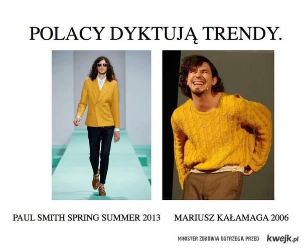 Polacy dyktuja trendy