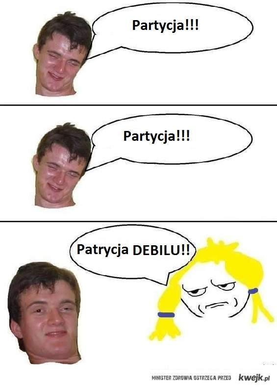 Partycja!!