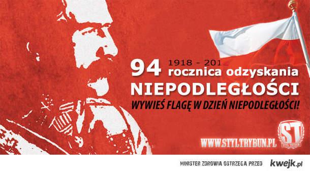 Wywieś Flagę 11 listopada!