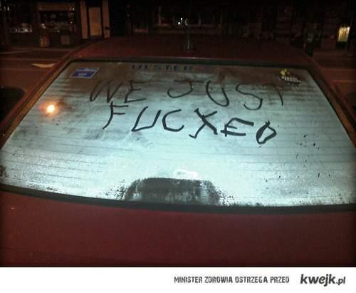fucked