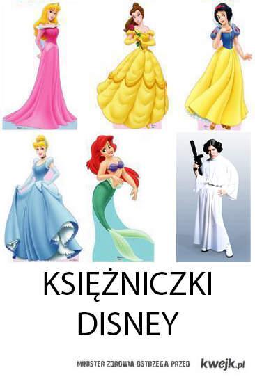 Księżniczki Disney