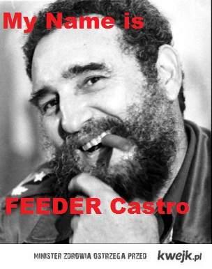 Feeder Castro LOL