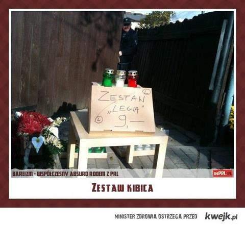 Zestaw Kibica
