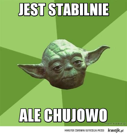 Jest Stabilnie