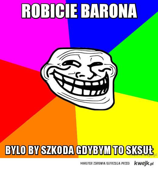 Robicie barona