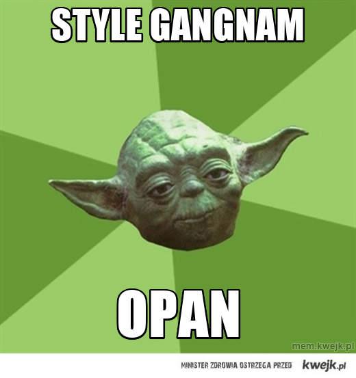 Style Gangnam
