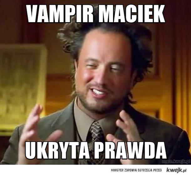 vampir maciek