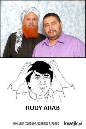 rudy arab