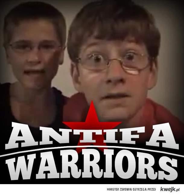 Antifa Warriors