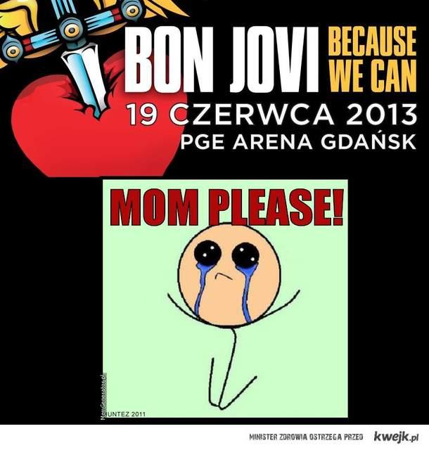 Bon Jovi w Polsce!
