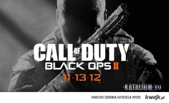 Call of Duty Black Ops 2 - premiera 12.11.2012