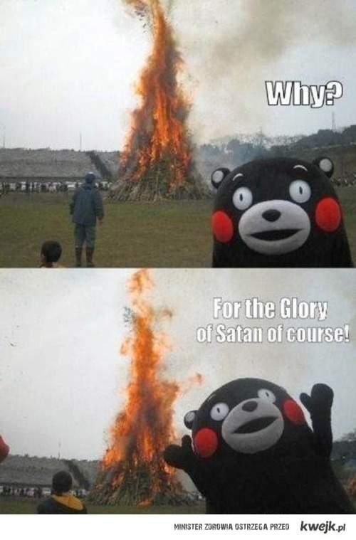 heil satan
