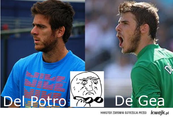 Del Potro Gea