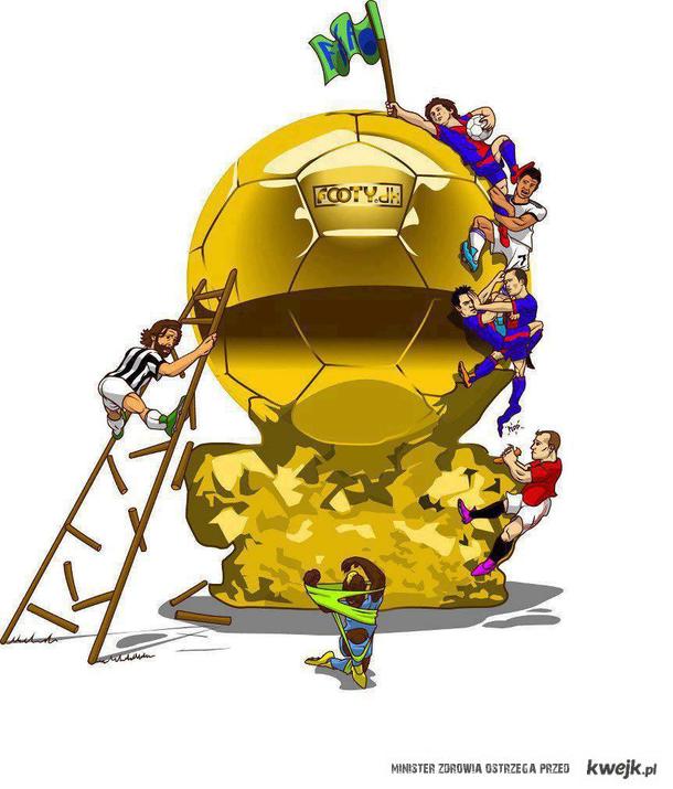 droga po złotą piłkę