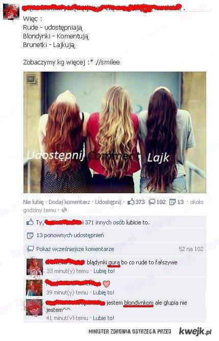 blondynki nie sa glupie