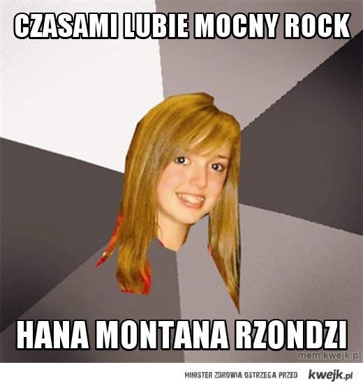 CZASAMI LUBIE MOCNY ROCK