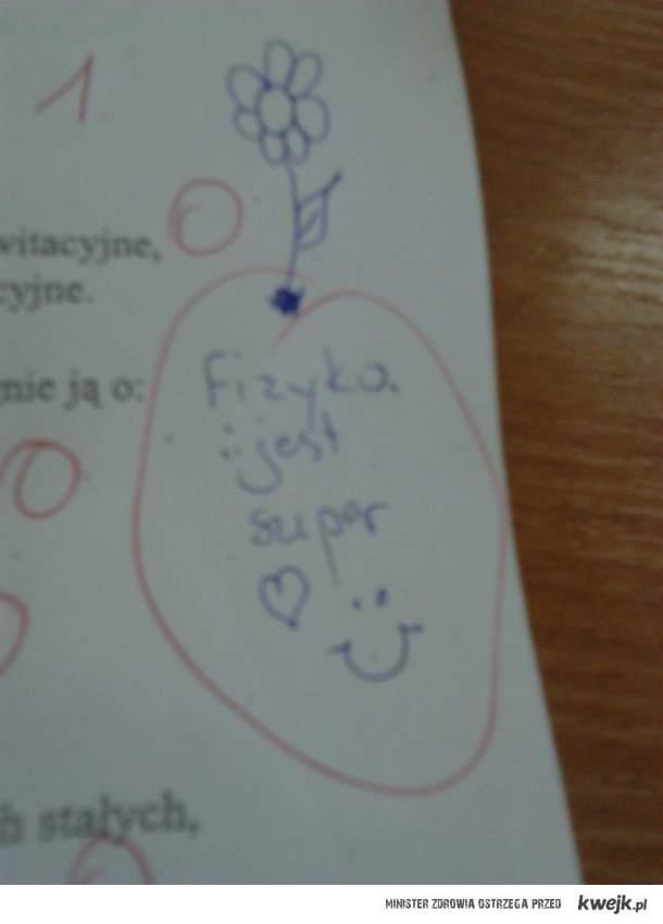 Fizyka .!