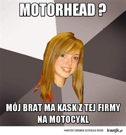 Motorhead ?